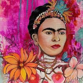 Mi Frida by Vanessa Ortiz