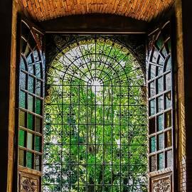 Mark Sellers - Mia-Gao Church Window 1