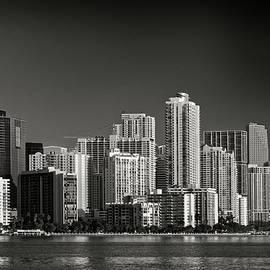 Miami skyline 2744 by Rudy Umans