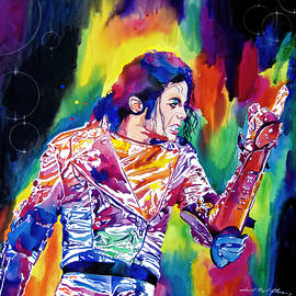 David Lloyd Glover - Michael Jackson Showstopper