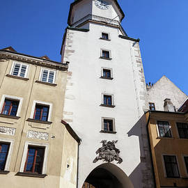 Artur Bogacki - Michael Tower and Gate in Bratislava