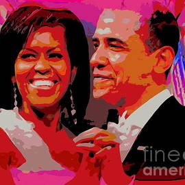 Ed Weidman - Michelle And Barack