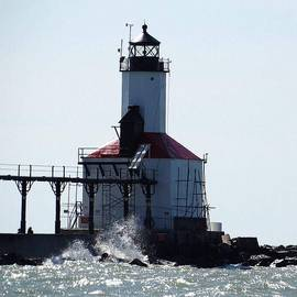 Christina Gray - Michigan City, Indiana Lighthouse