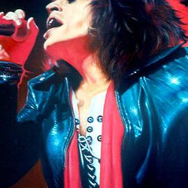 Mick Jagger by Robert Korhonen