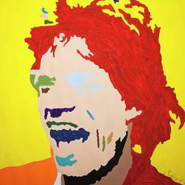 Stormm Bradshaw - Mick Jagger