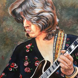 Mick Taylor by Robert Korhonen