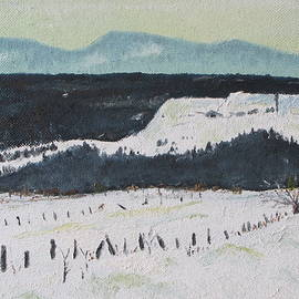 Francois Fournier - Mid March In The Appalachians