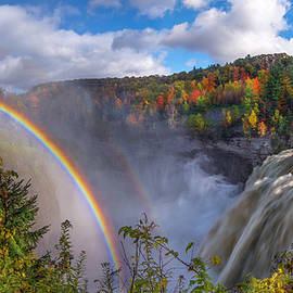 Mark Papke - Middle Falls Rainbow
