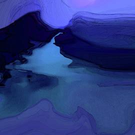 Midnight Blue by Gina Harrison