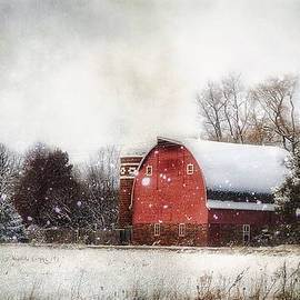 Midwest Winter by Angela King-Jones