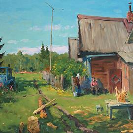 Alexander Alexandrovsky - Mikhalyova Village
