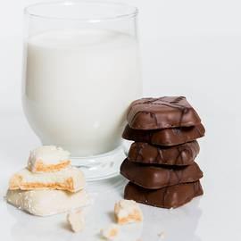 Cookies and Milk by Irena Kazatsker