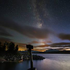 John Meader - Milky Way at Flagstaff Lake