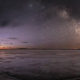 Jakub Sisak - Milky Way at Nautical Twilight
