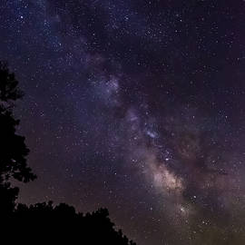 Milky Way Galaxy by Dale Kincaid