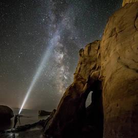 Wes and Dotty Weber - Milky Way Illumination