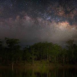 Mark Andrew Thomas - Milky Way in Gator Country