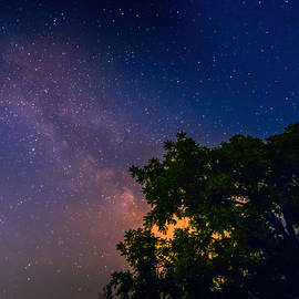 Dan Sproul - Milky Way In Ohio