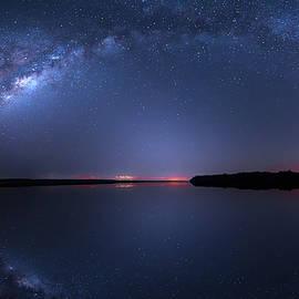 Mark Andrew Thomas - Milky Way Island