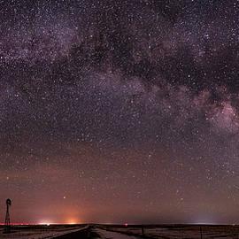 Dawn Key - Milky Way Panorama