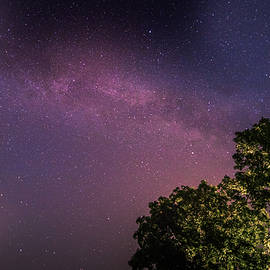 Milky Way Rising In Ohio by Dan Sproul