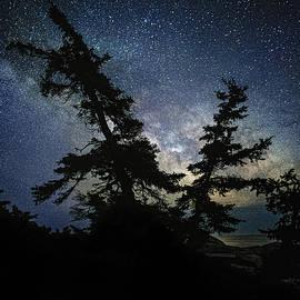 Marty Saccone - Milky Way Rising