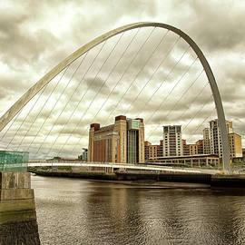 Robert Murray - Millenium Bridge, Newcastle