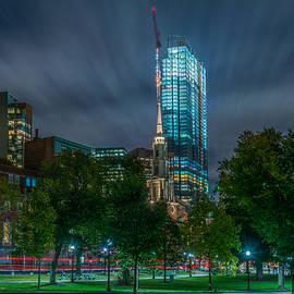 Millennium Construction by Bryan Xavier