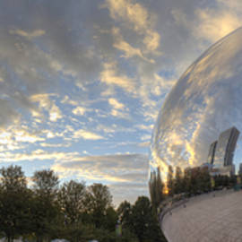 Twenty Two North Photography - Millennium Park Reflection