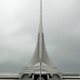 David T Wilkinson - Milwaukee Art Museum Symmetry