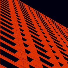 Guntis Lauzums - Milwaukee Building Abstract