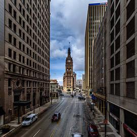 Randy Scherkenbach - Milwaukee City Hall