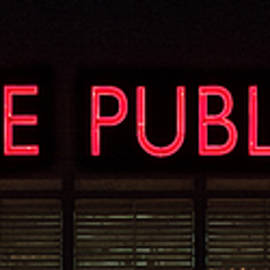 Steve Gadomski - Milwaukee Public Market Neon