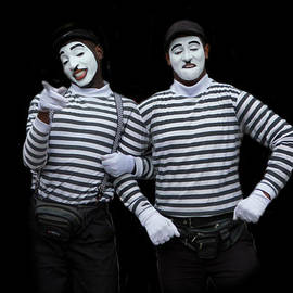 Mime All Mime by Al Bourassa