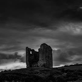 Leif Sohlman - Minard castle BW #g0