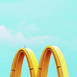Minimalistic Mcdonald's by Dylan Murphy