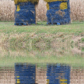 Kelly Awad - Minions in a Reflection Pool