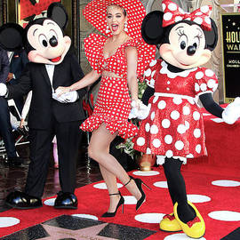 Nina Prommer - Minnie Mouse is honored with a star