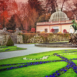 Mirabell Gardens Salzburg  - Carol Japp