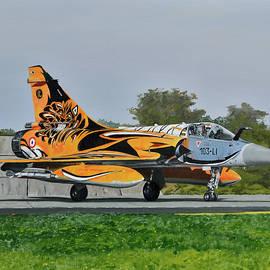 Mirage 2000 Tigermeet by Henk Uitslag
