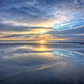 Mirror in the Sand by Debra and Dave Vanderlaan