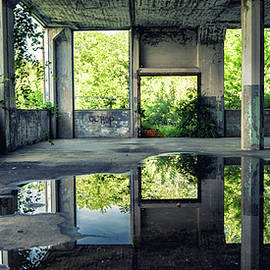 Mirror World by Jon Washburn
