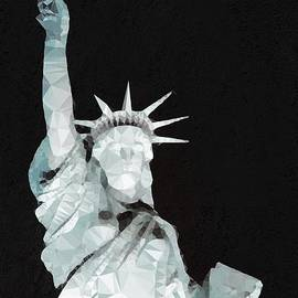 Miss Liberty by Helge