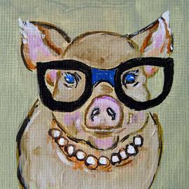 Miss Piggy Pearl by Ella Kaye Dickey