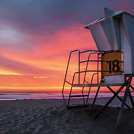 William Dunigan - Mission Beach Lifeguard Station