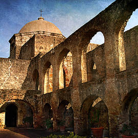 Mission San Jose by Melany Sarafis