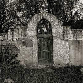 Joseph Smith - MIssion San Miguel Gate