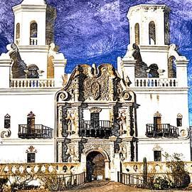 Mission San Xavier del Bac by Tatiana Travelways