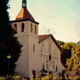 Glenn McCarthy Art and Photography - Mission Santa Clara - California