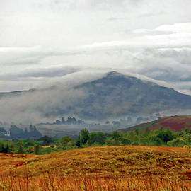 Mist Over Skye by Brian Shaw
